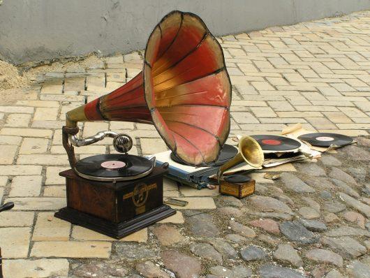Muziek in je werk