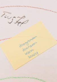 Dagboek van een deelnemer