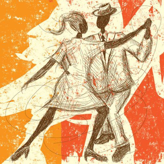 De dans van leiden en volgen