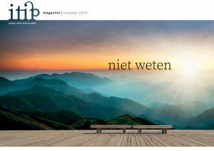 ITIP magazine najaar 2018 cover