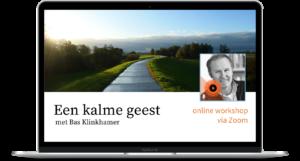 Online workshop Een kalme geest